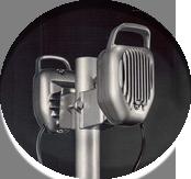 speaker-round